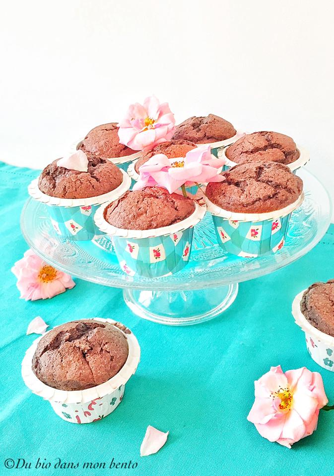 Muffins chocolat light