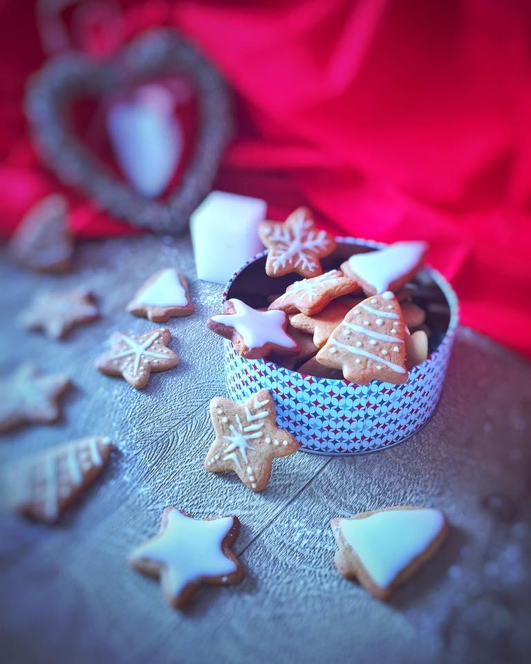biscuits de noël aux épices