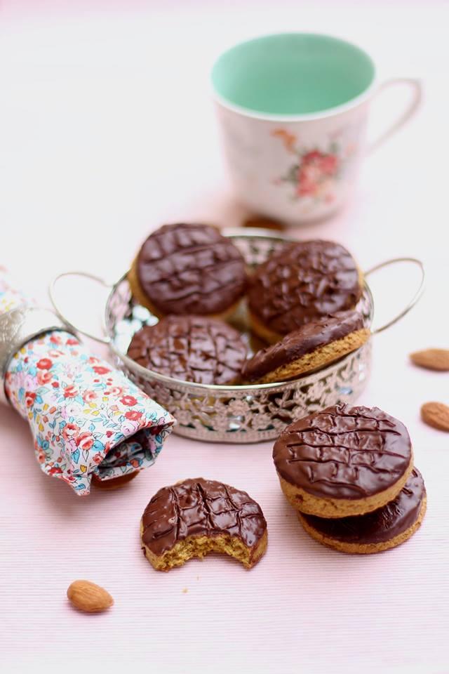 Granola au chocolat de notre enfance