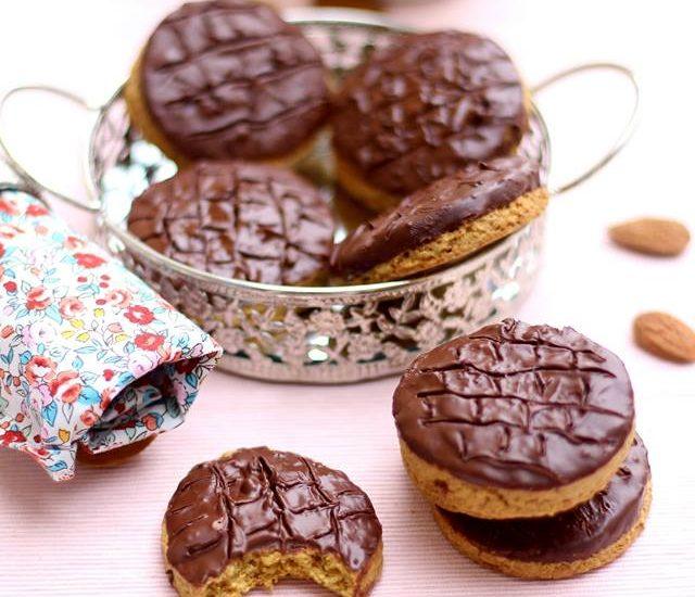 Les Granola au chocolat de notre enfance