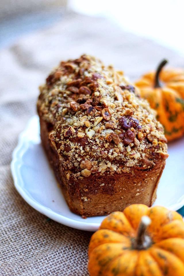 Pumpkin and spices halloween vegan cake du bio dans mon for Cuisinier vegan