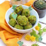 falafels de fèves sans friture