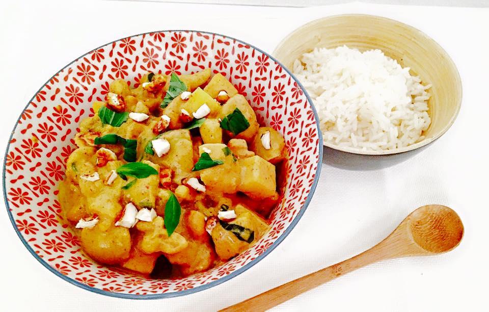 curry vegan