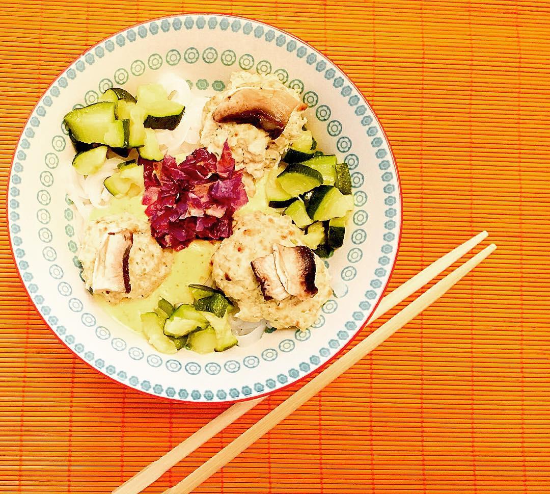 wok coloré