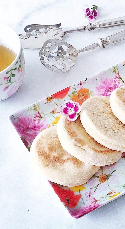 délicieux muffins anglais