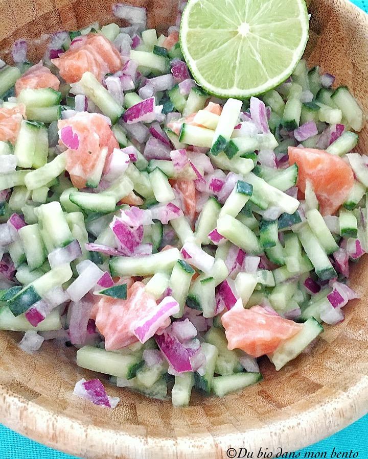 Salade des iles