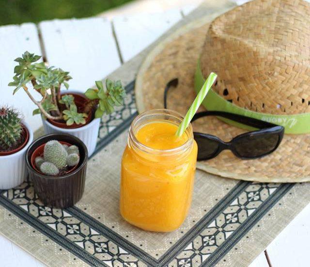 smoothie mangue coco tropical motion