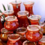 Conserves sauce tomate maison