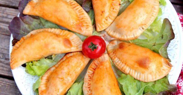 empanadas végétaliens