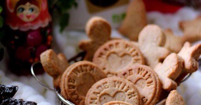 biscuits apéritifs au thym et au parmesan