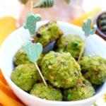falafels de fèves