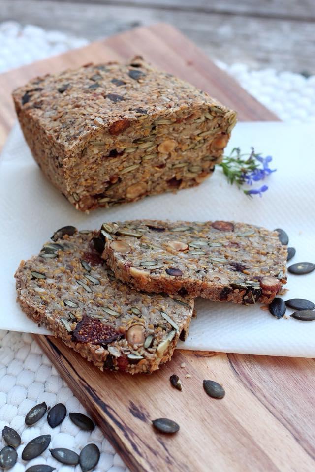 pain nordique aux graines