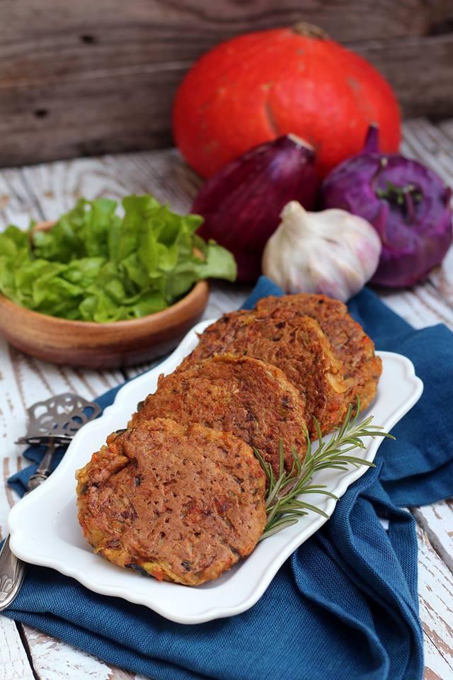 galettes vegan poireaux carottes quinoa