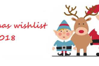 christmas wishlist 2018