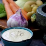 Aïoli végétalienne et healthy