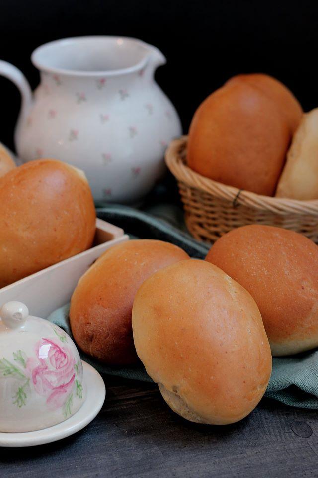 petits pains au lait vegan