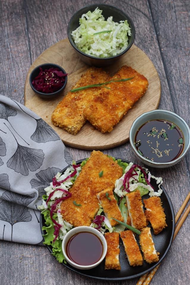 tofu katsu recipe