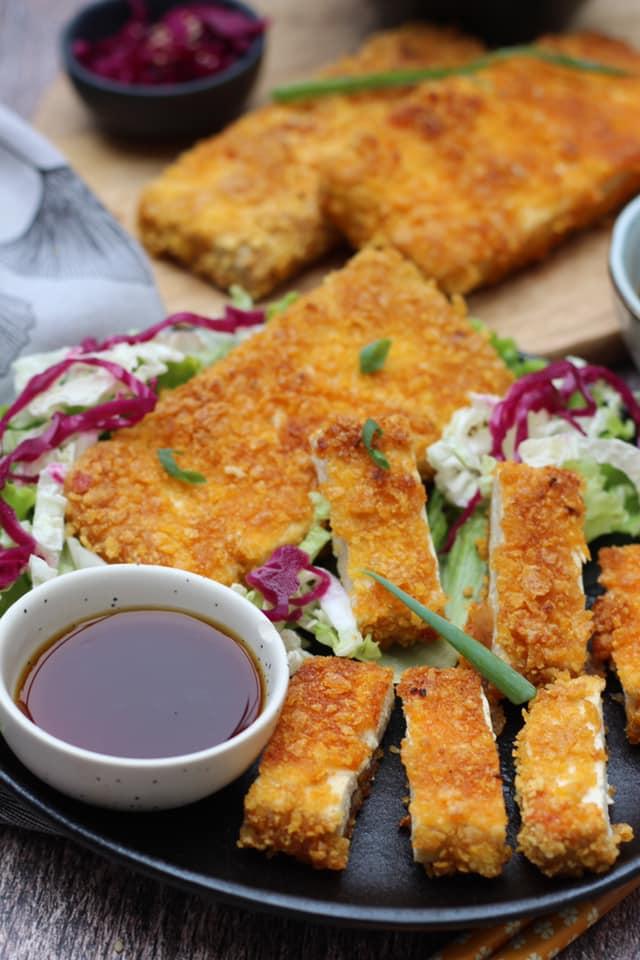 recipe tofu tonkatsu